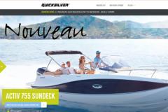 New Quicksilver website