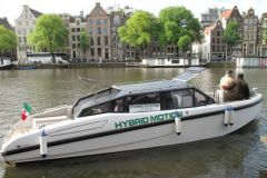 Seatech 30 hybrid star, equipped by Transfluid for the 2015 edition