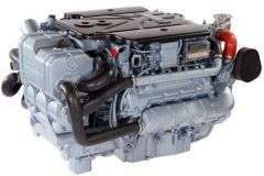 Nanni T8V.370 Engine