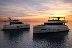 The new Sirena 56 and Sirena 64