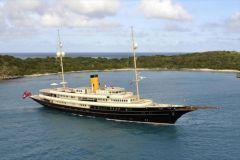 Superyacht Nero, plus grand yacht vendu en 2014