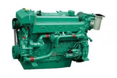 Doosan MD196T Marine Engine