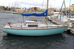 Private sailboat