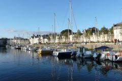 Port de plaisance de Vannes, Bretagne