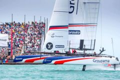 Groupama Team France at the LVACWS