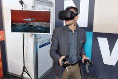NV Virtual reality equipment