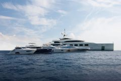 Yachts of Azimut Benetti Group