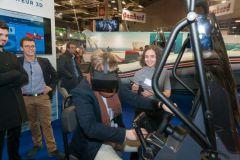 Zodiac Nautic's Oculus to virtually configure its boat