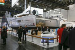 The Lagoon 42 makes its world premiere at Boot Dusseldorf 2016