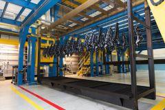 Electro-deposited parts at Mercury Marine