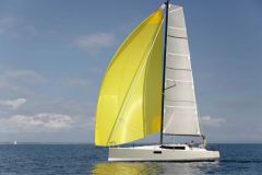 The Pogo 36 Winner of the European Yacht of the Year, Fast Cruiser category