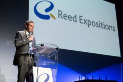 Michel Filzi, President of Reed Expositions