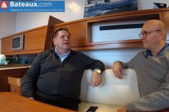 Interview with Salvatore Serio Dufour Yachts