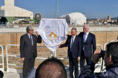 Inauguration of the Grande Forme de La Ciotat
