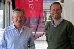 Bruno Voisard et Bruno Lescher, fondateurs du Boat Club de France