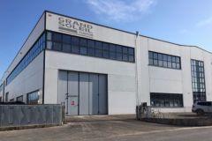 The Grand Soleil Custom factory