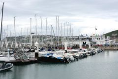 Le Havre marina equipped with R-Marina