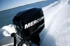 Mercury outboard motor, Brunswick Group brand
