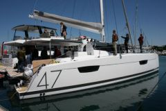 Catamaran Saona 47 by Fountaine Pajot