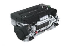New Volvo Penta D13-1000 marine engine