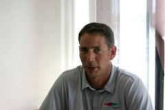 Greg Evrard, director of North Sails France presents Nordac 3Di
