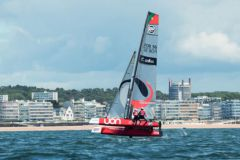 Flying Phantom en baie de La Baule