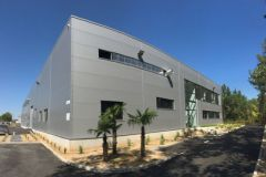 New Resoltech factory in Rousset