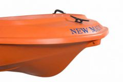 Rigiflex's safety boat New Matic
