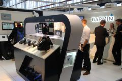 Garmin stand at METS 2016