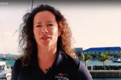 Josie Tucci, Vice President of Sunsail The Moorings