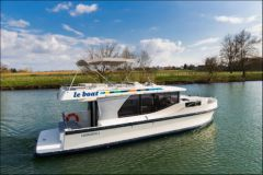 Le Boat, French manufacturer of river pleasure boats