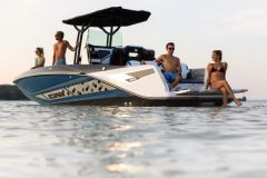 Scarab, Wake Board Boat Made in USA
