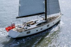 Oyster 745 from Oyster Yachts