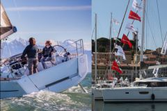 Towards a rapprochement between Dufour Yachts and Fountaine-Pajot