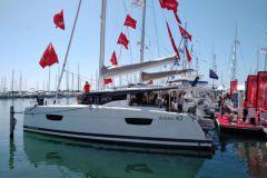 Astréa 42, le nouveau catamaran de Fountaine-Pajot
