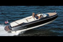 Runabout Capri de Chris Craft