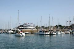 Port du Crouesty, in Brittany