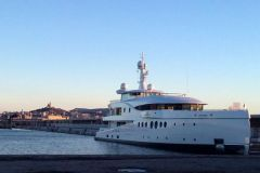 Yacht maintenance in Marseille at Monaco Marine