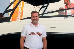 Brad Anderson, CEO of Sea Ray