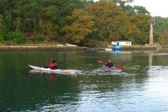 Navigation en kayak Plasmor