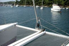 Feelnets launches into multihull trampolines
