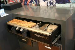 Dometic sliding kitchen for boats