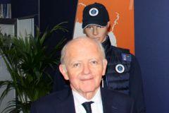 François Goulard, président de la Compagnie des Ports du Morbihan