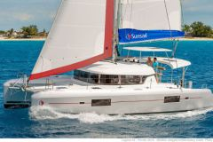 Future Sunsail 424 - Lagoon 42