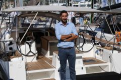 Paolo Serio, Marketing Director of Dufour Yachts