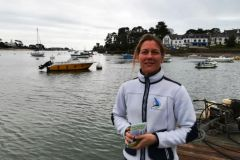 Céline Le Meur takes over as head of the Brittany South - Pays de Loire agency of Kerboat Services