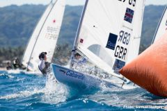Laser Regatta in the West Indies