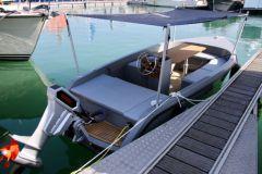 Electric boat Rand Boat at the Grand Pavois de La Rochelle