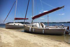 Plasmor Skellig sailboats
