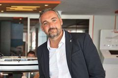 Gianguido Girotti, now in charge of the Bénéteau Group's Boat product strategy